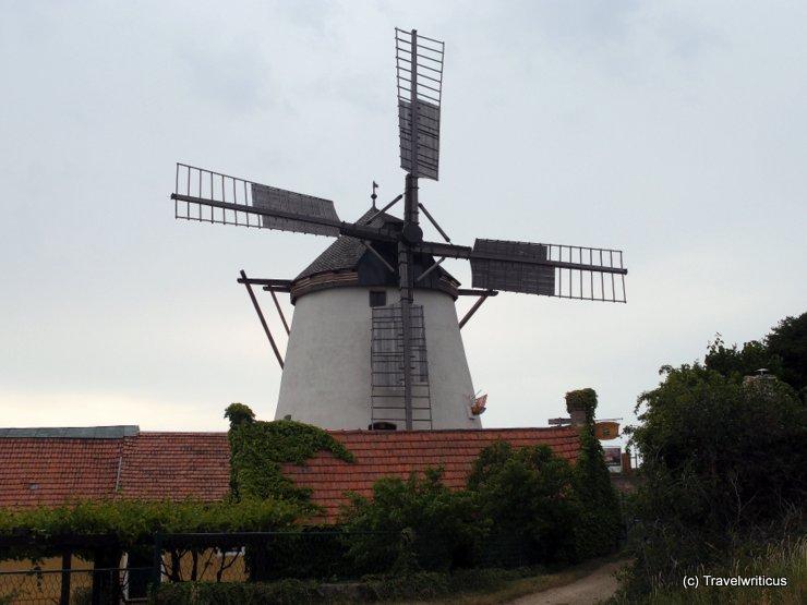 Wind mill of Retz, Austria