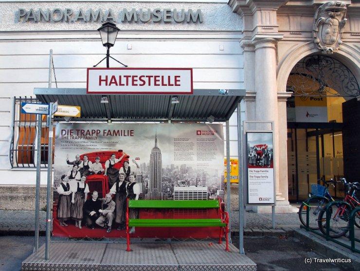 Exhibition 'Sound of Music' in Salzburg, Austria