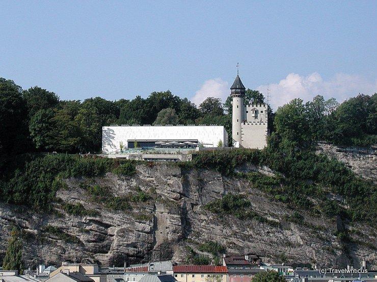 Museum of contemporary art in Salzburg, Austria