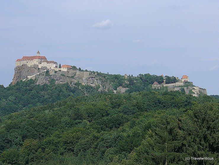 Riegersburg Castle in Styria, Austria