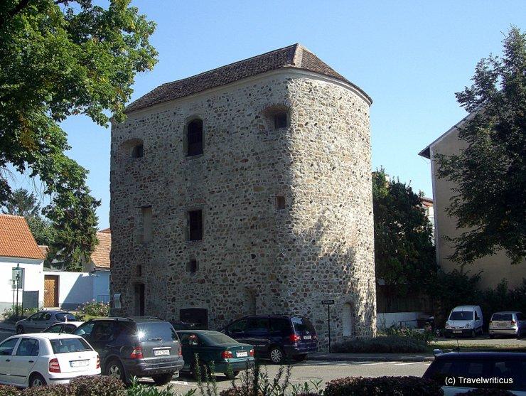 Horseshoe Tower in Tulln, Austria