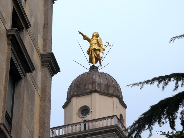 Santa Maria in Castello in Udine, Italy