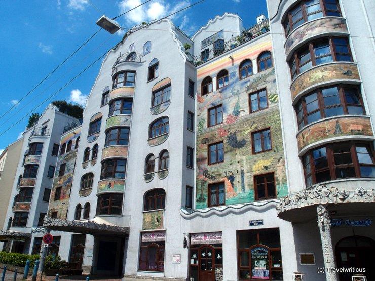 Arik-Brauer-Haus in Vienna, Austria