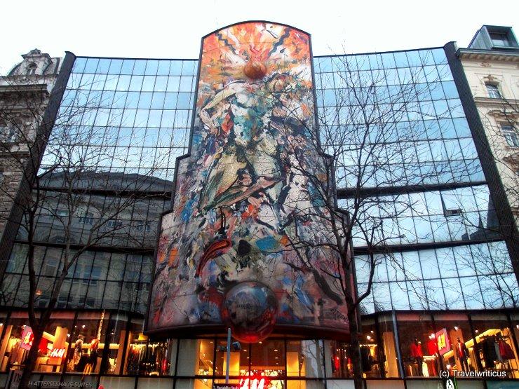 Atterseehaus in Vienna, Austria