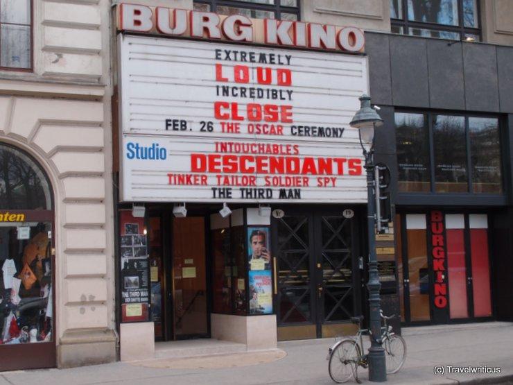 Burgkino in Vienna, Austria