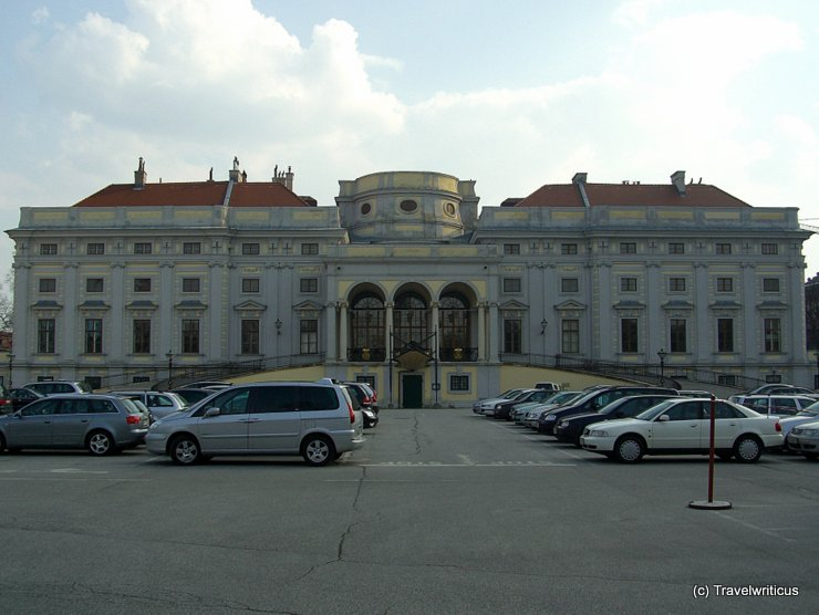 View of Palais Schwarzenberg
