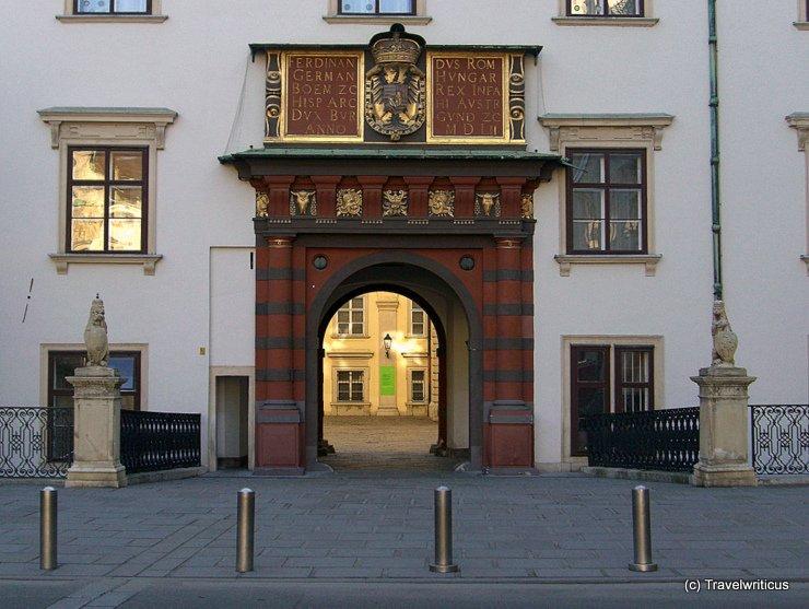 Schweizertor in Vienna, Austria