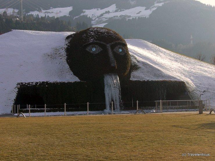 Kristallwelten in Wattens, Austria