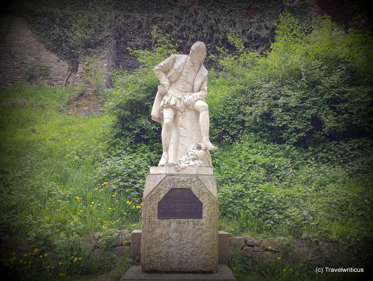 Monument to William Shakespeare in Weimar 20180504