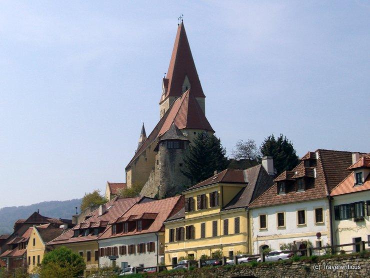 Wehrkirche (Fortified church) of Weissenkirchen, Austria