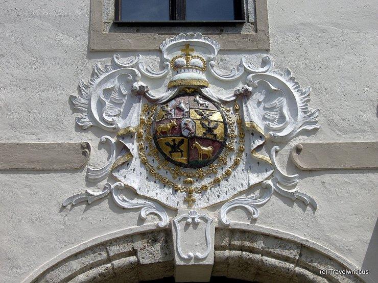 Heraldic device of Principality of Auersperg