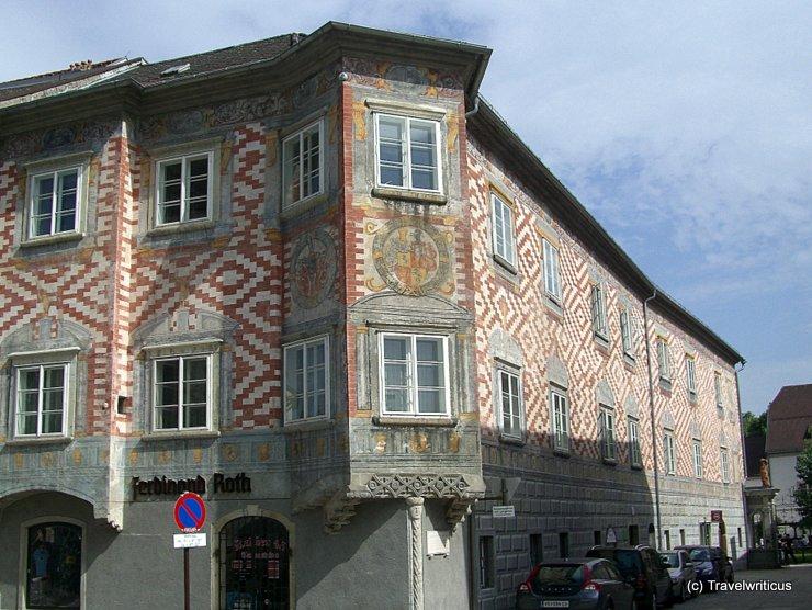 Hoffmannsches Freihaus in Wels, Austria